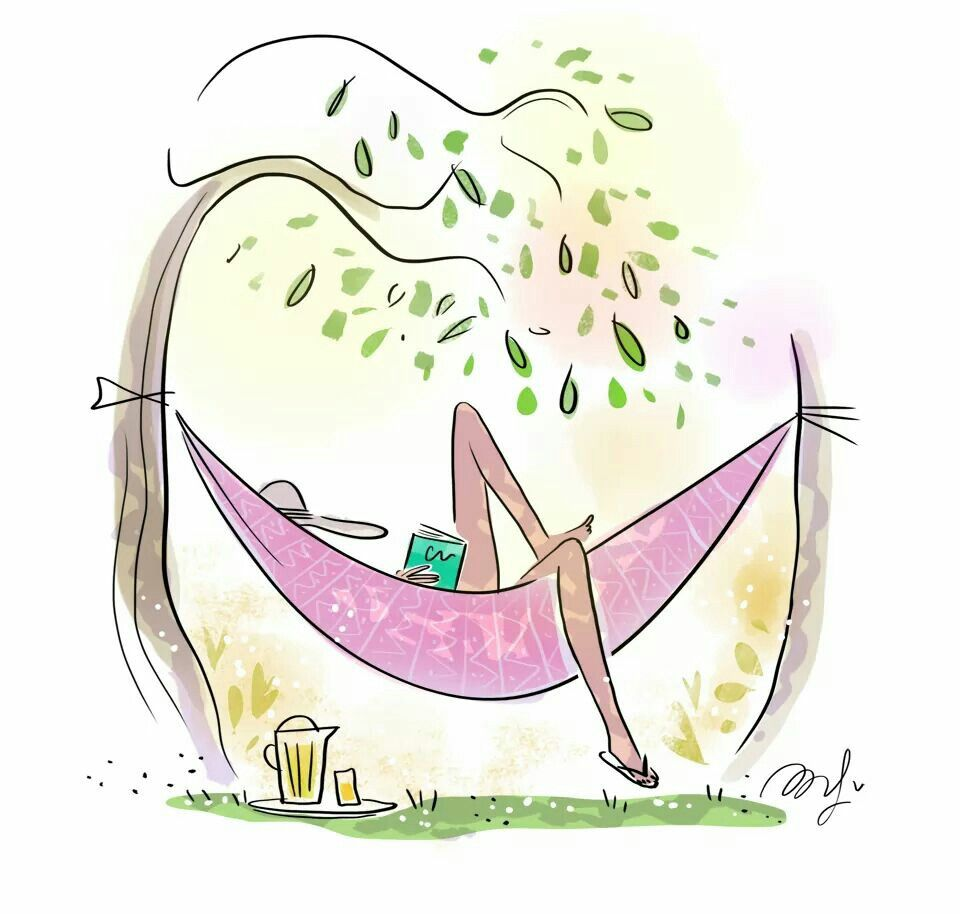 Book Hammock And Relaxation Libro Amaca E Relax Art By