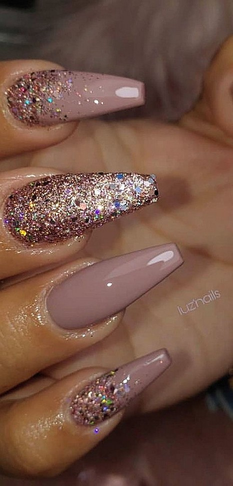 64 Top Acrylic Nail Designs Of 2019 You Must Try 1