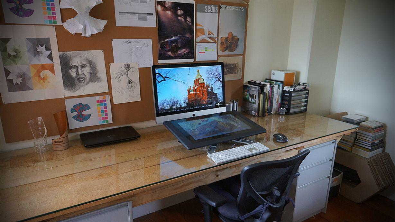 My design studio