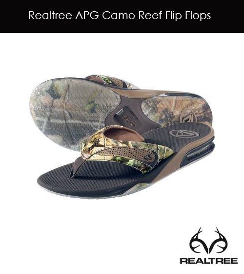 8f255c89478046 Realtree APG Camo Reef Flip Flops  realtree  camo  flipflops ...