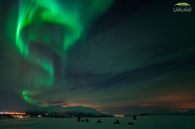 The Best Places (and Time) To See The Northern Lights