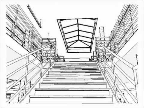 Best Revit 2013 Walkthrough Going Up Stairs Stairs Walking 640 x 480