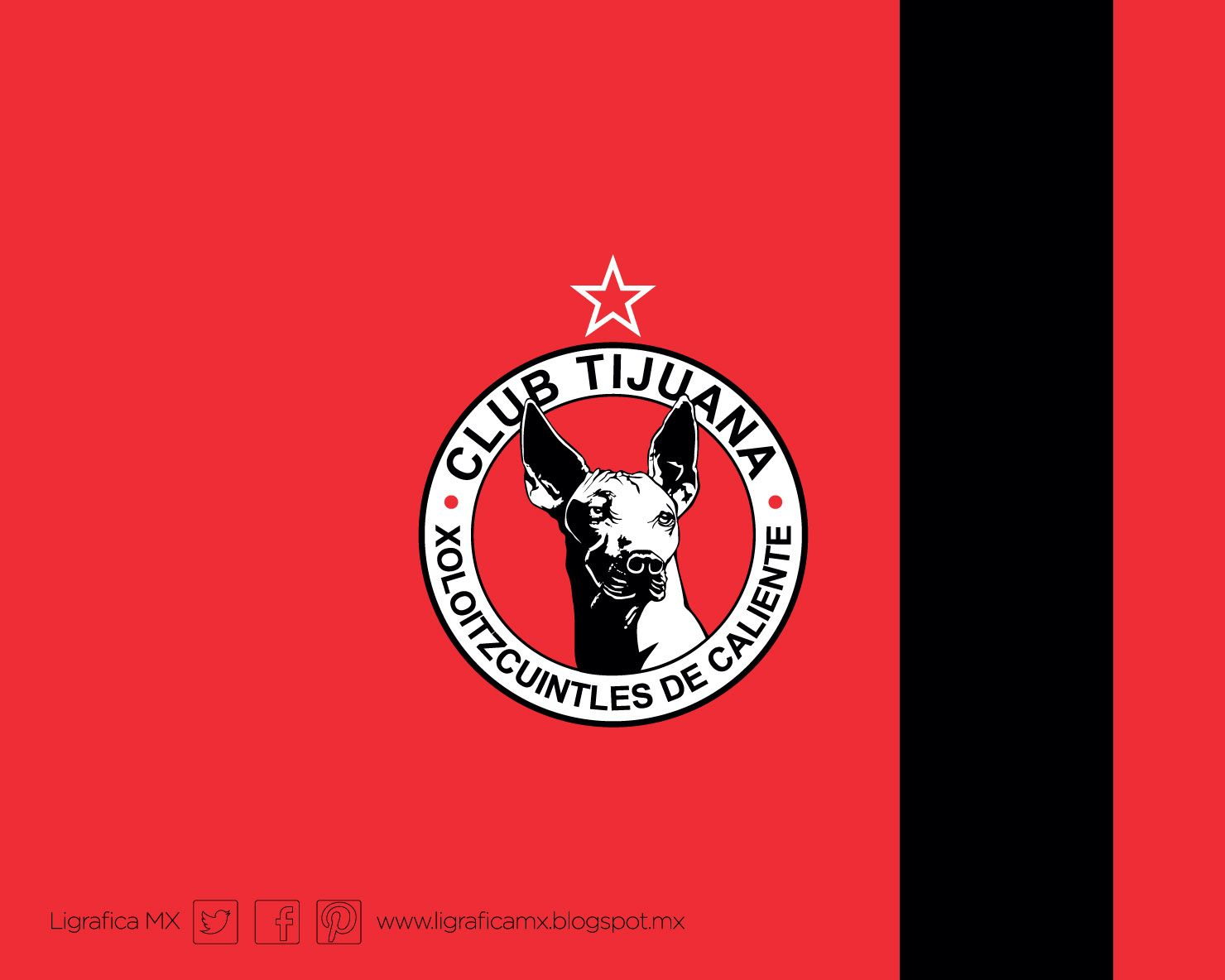 #Wallpaper Mod20092013CTG(3) #LigraficaMX • @Club Tijuana