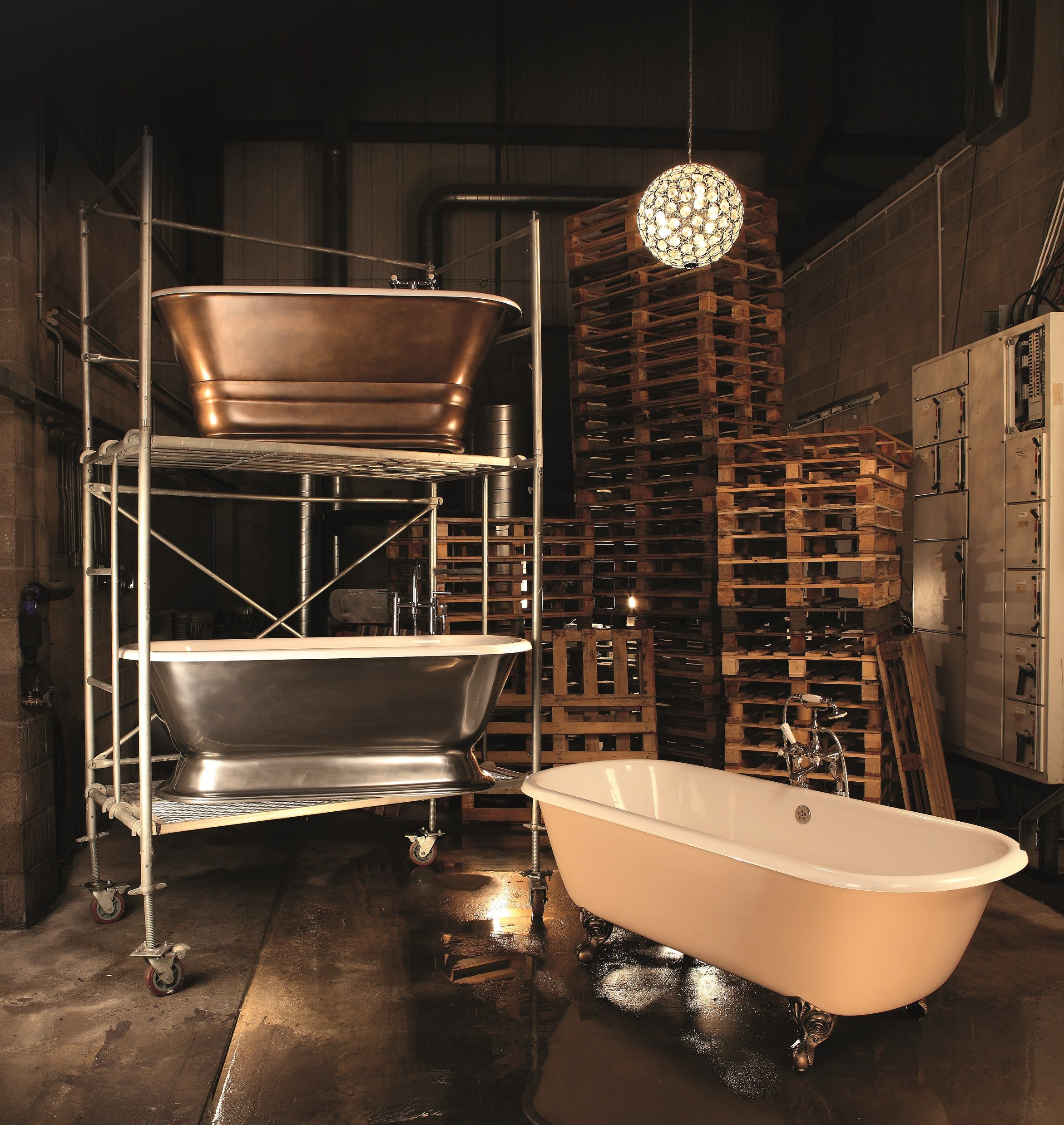 Family of Geminus Free Standing Bath Tubs - The Albion Bath Company ...