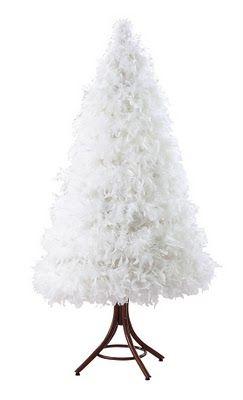 white-feather-trees