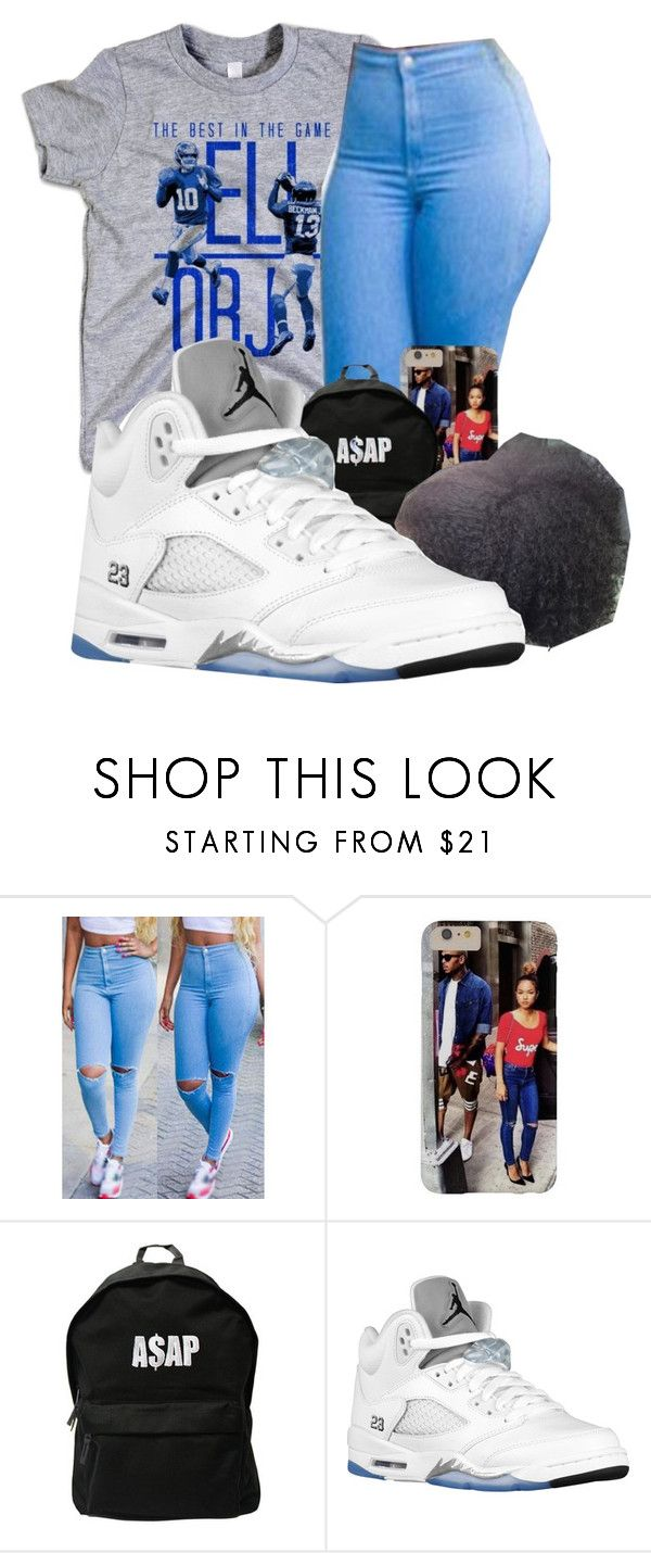 """""""School Tmrrw. I'm Truly Obsessed With Him"""" by shamyadanyel ❤ liked on Polyvore featuring ASAP, Retrò, women's clothing, women, female, woman, misses and juniors"""