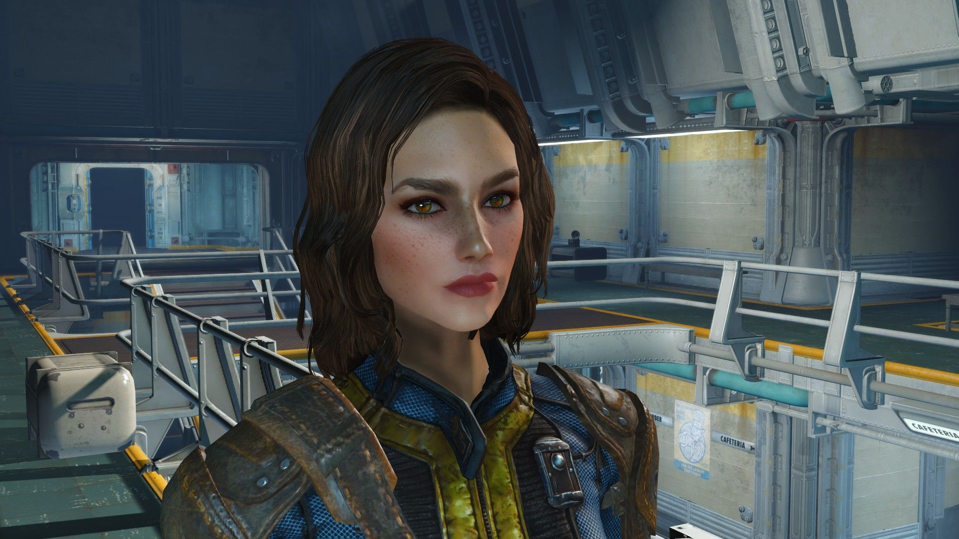 Fallout 4 Character Design Tips : Fallout character mod google search game design