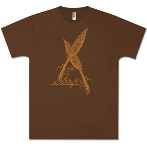 Ray LaMontagne - Men's Feather T-Shirt
