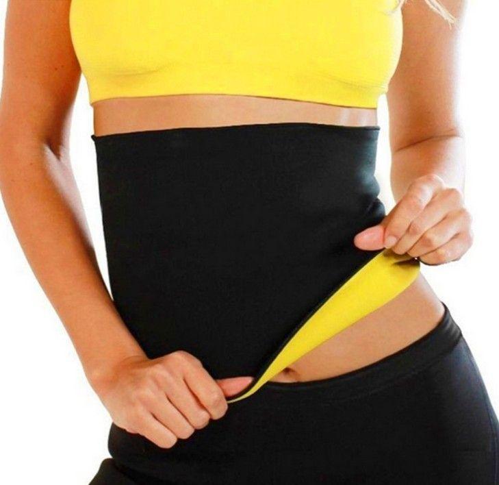 3c9cf45bab970 Fitness yoga belt waist abdomen belt belt body corset belt recovered with  sauna Beautiful body belly