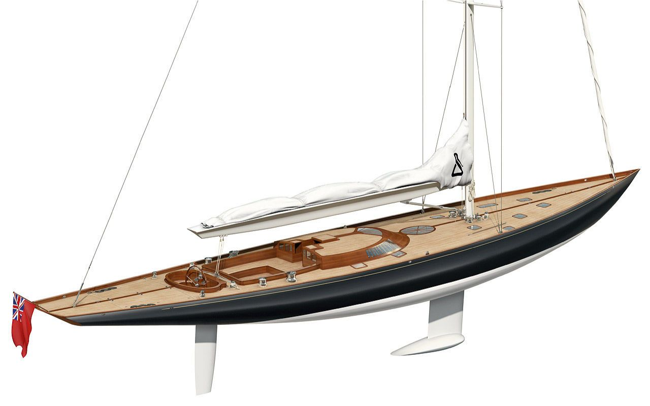 sailing yacht traditionnel spirit 130 spirit yachts