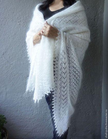 оренбургский пуховый платок вологда