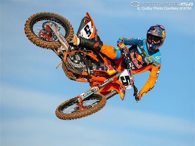 Red Bull KTM rider Ryan Dungey will fight to give KTM its ...
