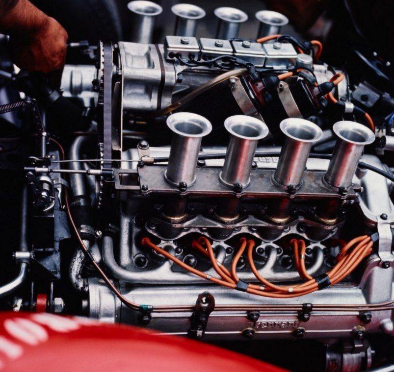 Ferrari 158, Ferrari 205 B 1.5 V8, Belgium, 1964