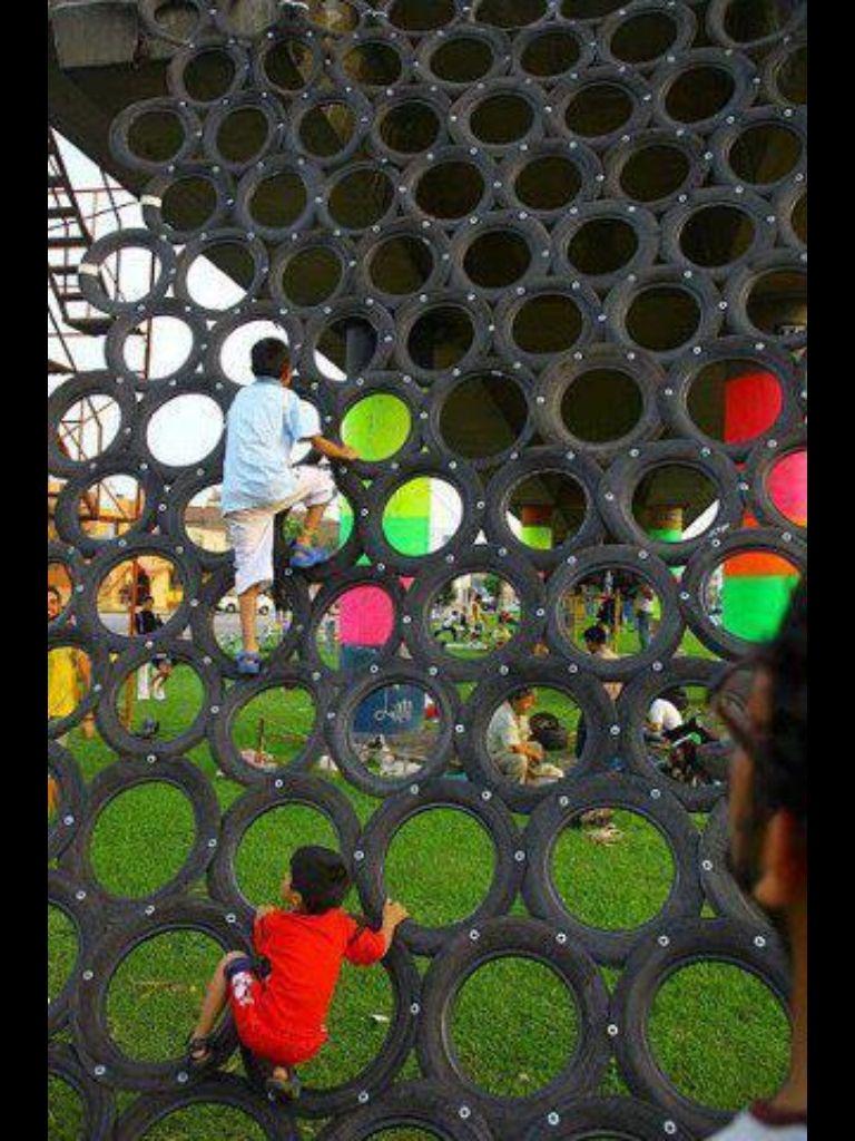 Juegos Con Llantas Viejas Trindade Pinterest Llantas Viejitos