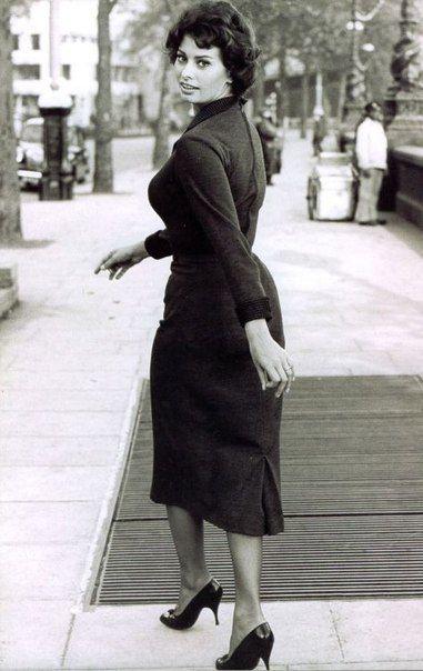 Софи Лорен. Её крылатые фразы и шикарные фото