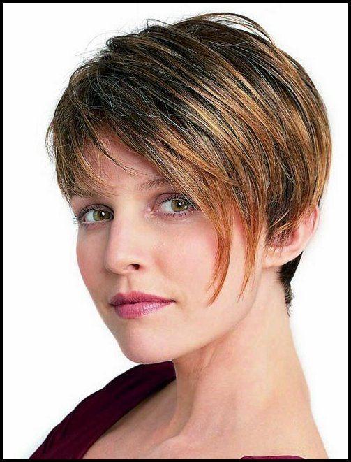 kurze frisuren für frauen dickes haar | frisuren