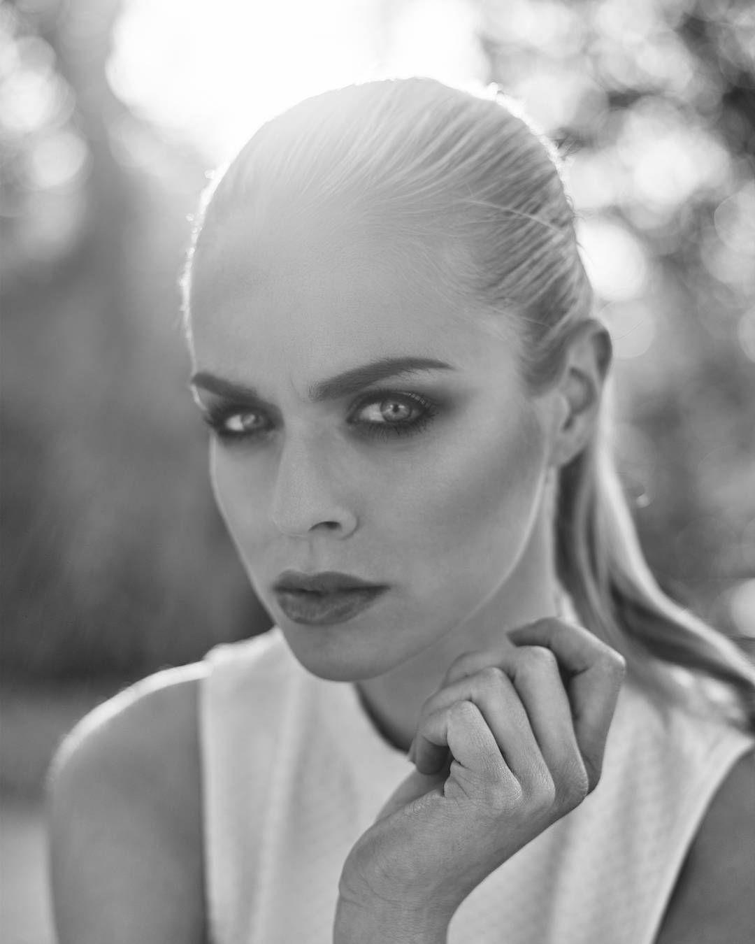 Have a nice weekend folks!  Model @johannathuresson  Makeup & hair @elinhang  #France #monochrome #portrait #vsco #bw #Fashion #fashionphotography #style #look #beauty #makeup #model #riviera #hair #photoshoot by johanstjerneus