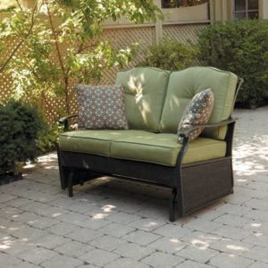 31aea1809a4ff404a4ee50588087ecd8 - Better Homes And Gardens Colebrook Outdoor Glider Bench