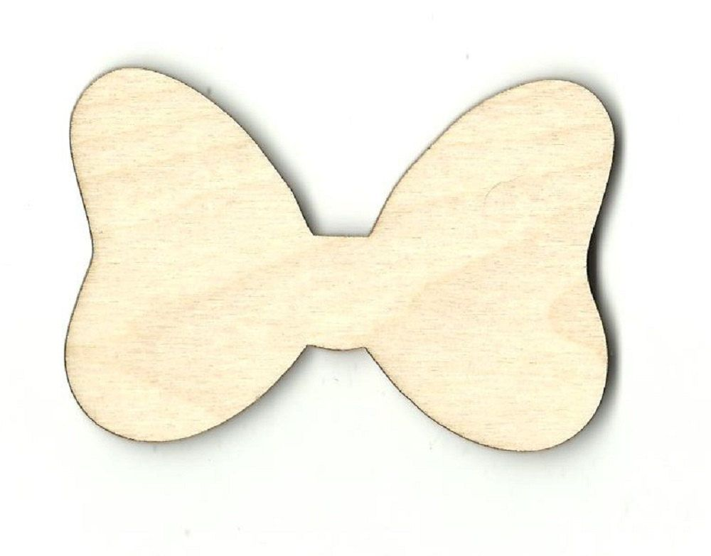 Mickey Mouse Laser Cut Wood Shape DSY134
