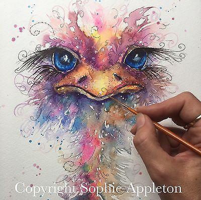 Image Result For Sophie Appleton Artist Whimsical Art Paintings Happy Paintings Whimsical Art