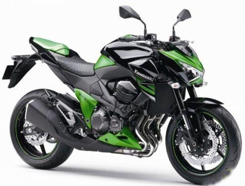 Upcoming 806cc Superbike Kawasaki Z800