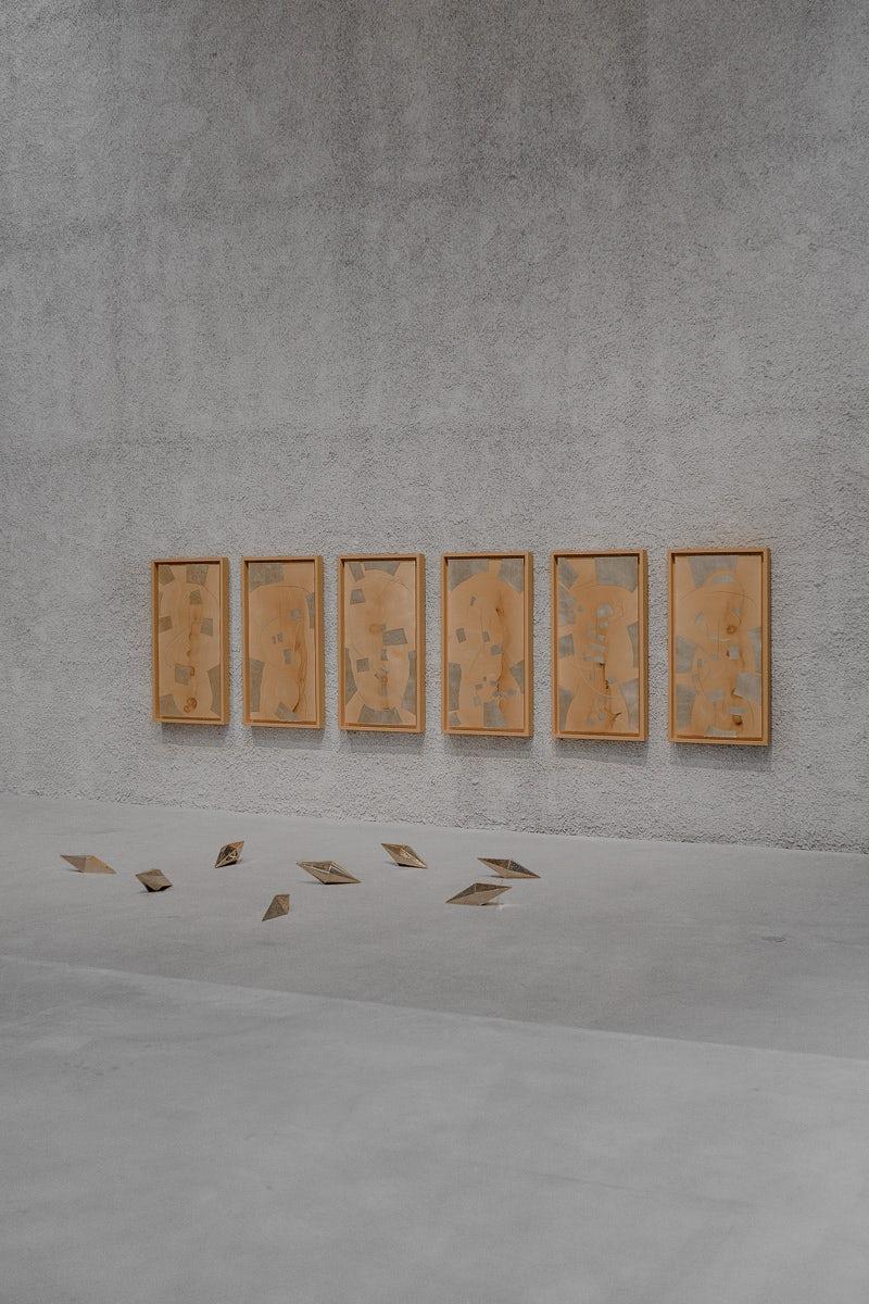 Konig Galerie In Berlin Architectural Section Interior Art West Berlin