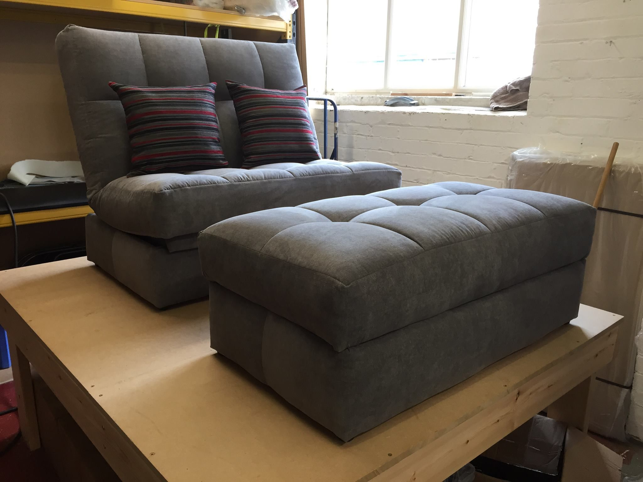Elegant Dalton Sofa Bed Plus Storage Box. Designed And Made At Sofabed Barn,  Queensbury,