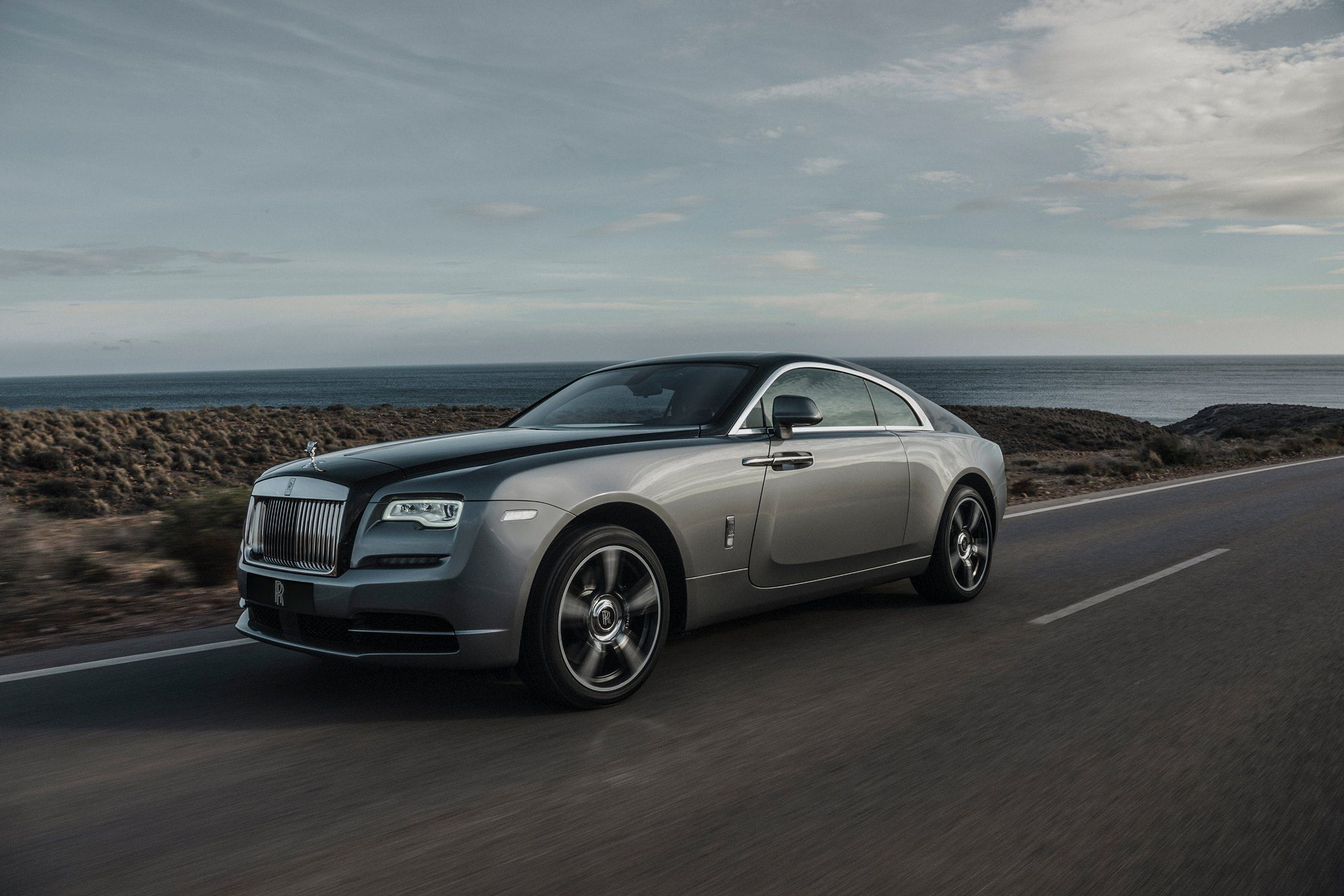 Be Amazing Rolls Royce Wraith MY17 Facelift