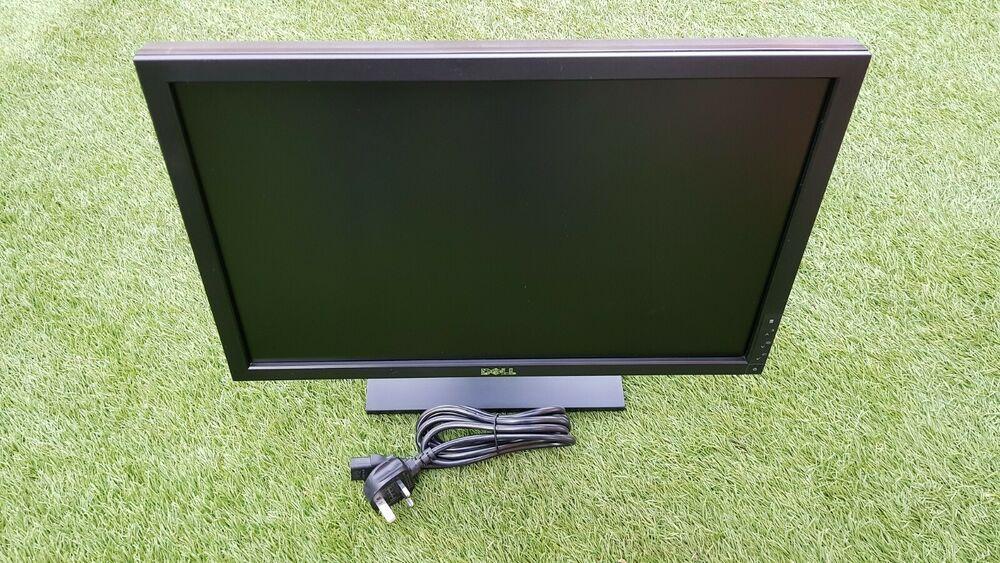 Dell E2009wt 20 Widescreen Lcd Monitor 20 Inch Display 20 Cctv Monitor Dvi Dell Cctv Monitor Lcd Monitor Monitor