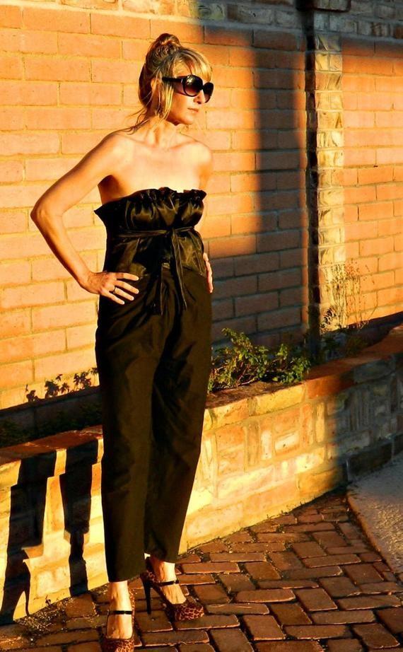 Bridesmaid Jumper-Bridesmaid Jumpsuit-Bridesmaid Outfit-Short Bridesmaid Dress-Top Separate-Wear Aga #bridesmaidjumpsuits