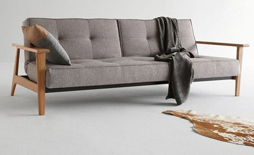 Pablo Scandinavian-style sofa bed at One Deko | New house | Sofa bed ...