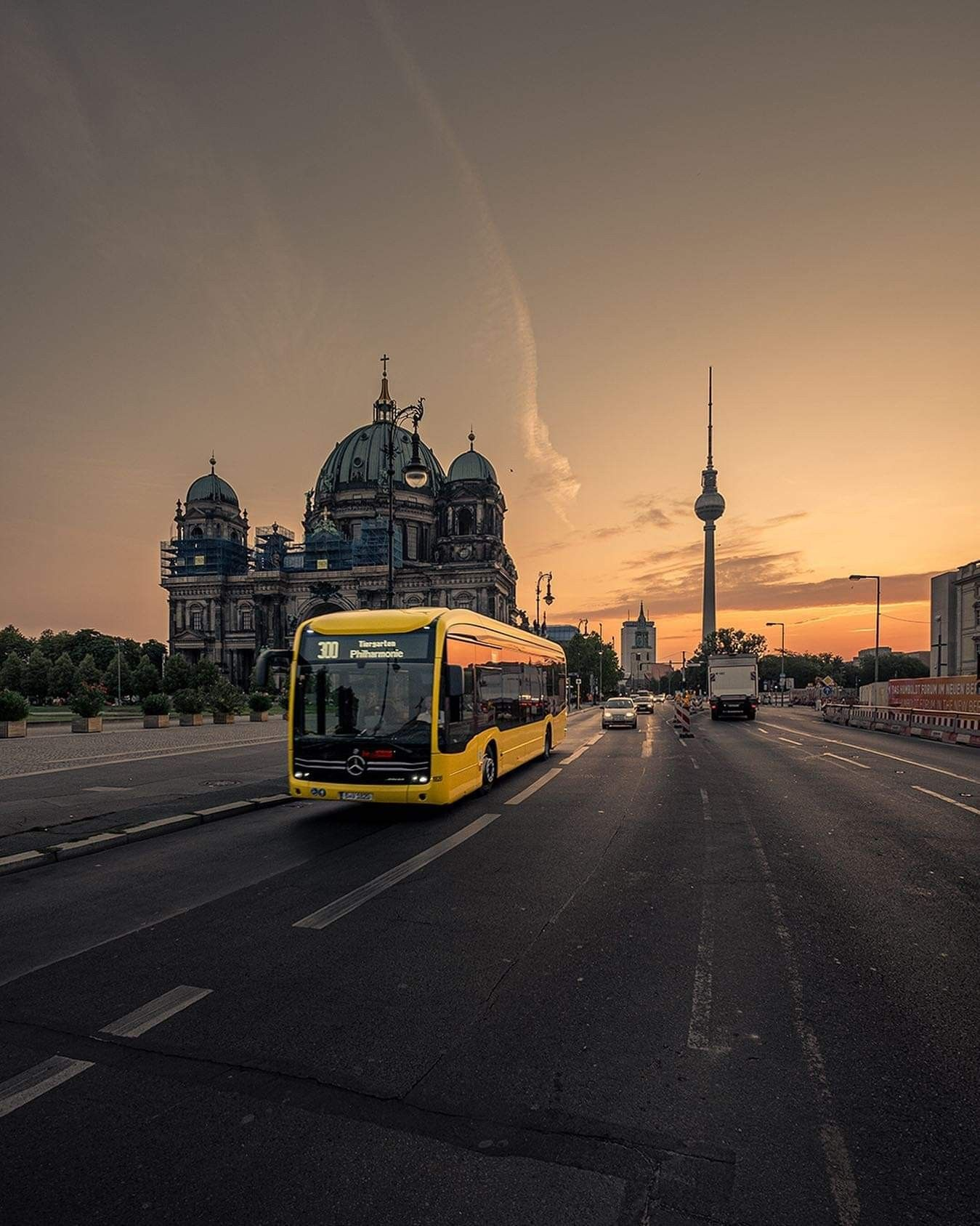 Glockenläuten Berlin Heute