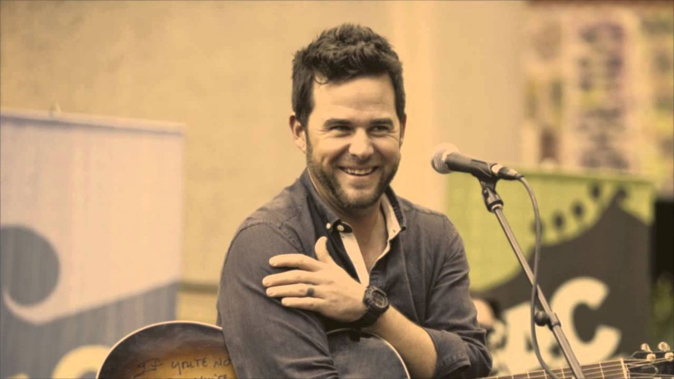 "David Nail Unveils New Album ""Fighter"" 