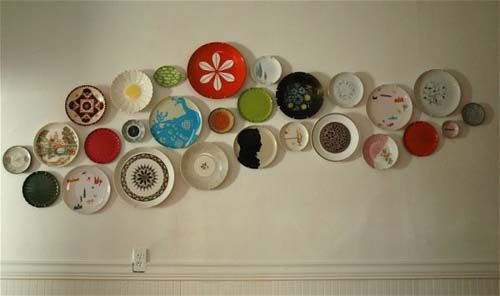 //besttopdesign.com/interior/artistic-decorative-plates-for-modern -home-interior/ : modern decorative plates - pezcame.com