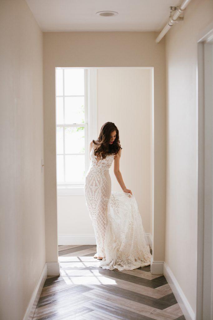 Sophisticated Belle Mer Waterside Wedding | Bloved Wedding | Levi Stolove Photography