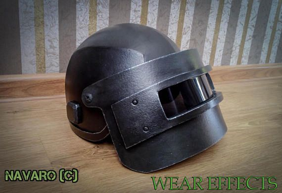 Pubg Helmet: Military Helmet Level 2 Official Playerunknown S