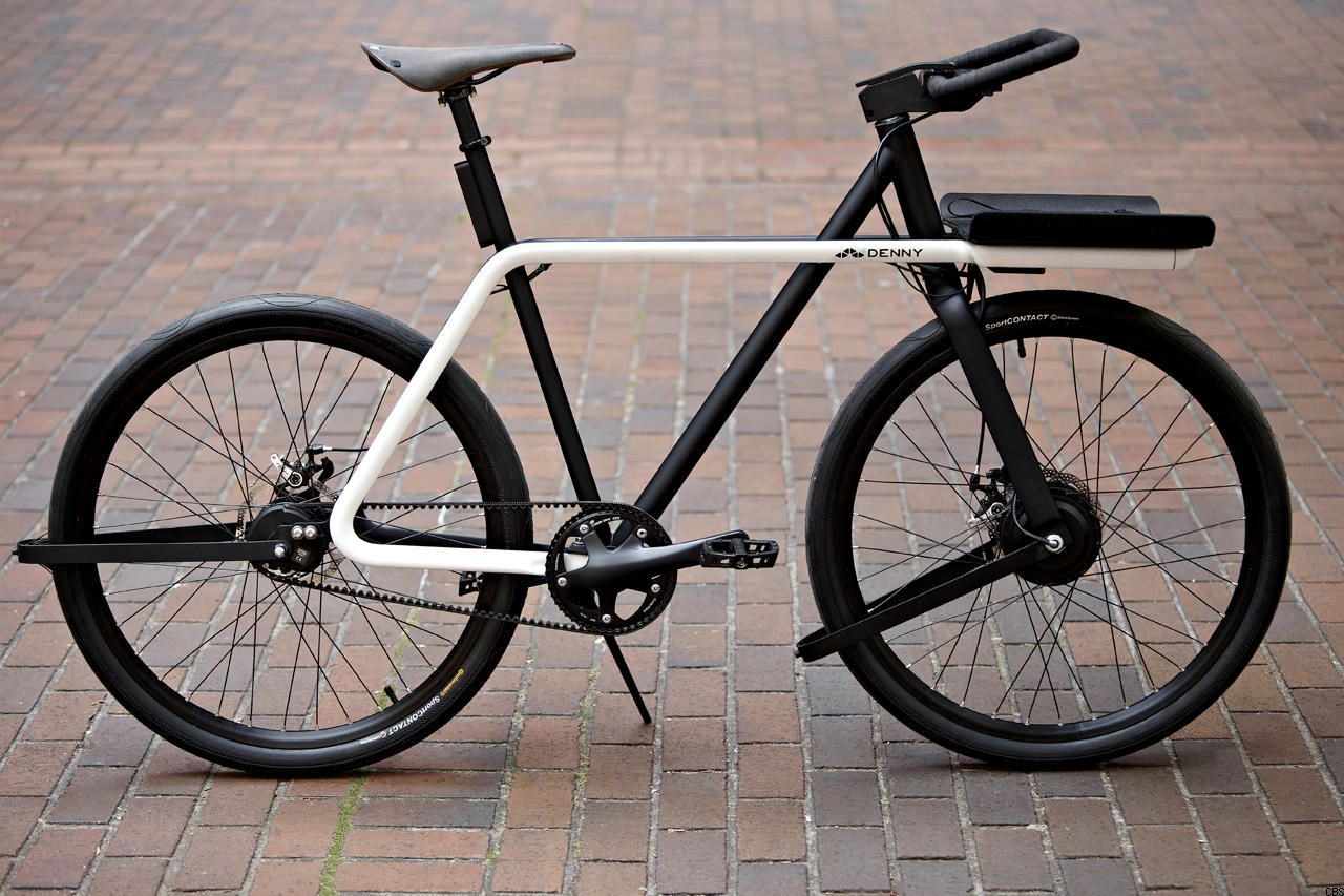 Ultimate Urban Bike Sports Built In Lock Auto Gear Shift Urban