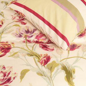 Gosford Cranberry Print Bedset