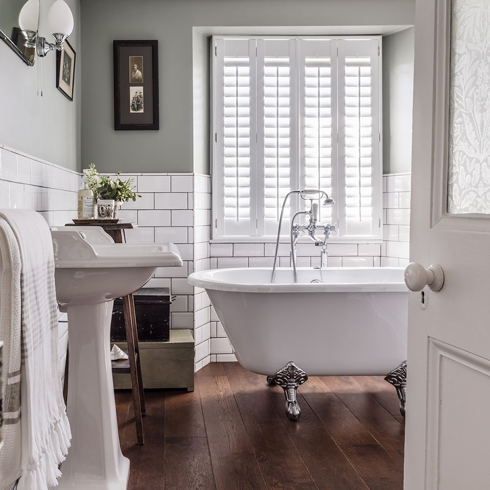 Bathroom ideas, designs and inspiration | Traditional bathroom ...
