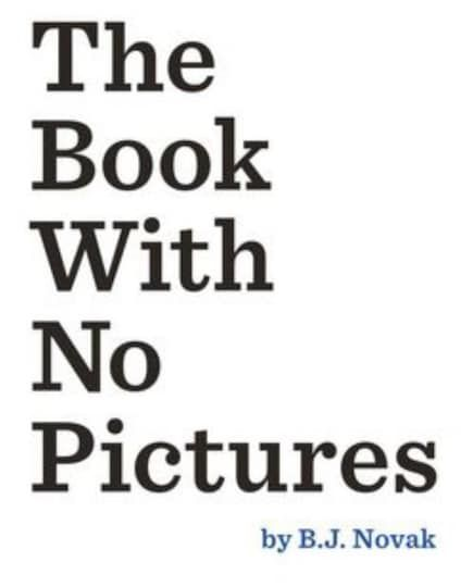 The Book With No Pictures By Penguin Young Readers Group