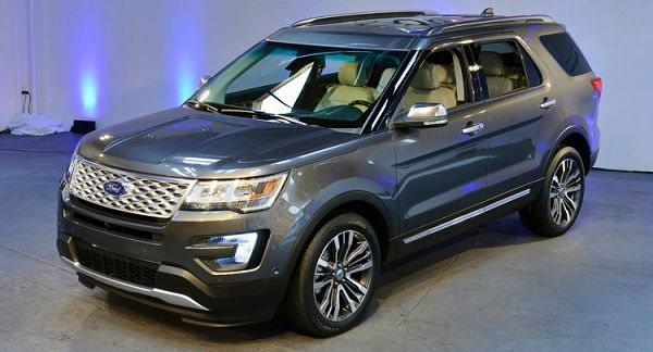 2017 Ford Explorer Bronze Fire Caribou Or Magnetic Are My Favorite Colors