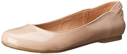 Report Women's Koree Ballet Flat, Nude, 6 M US Report http://smile.amazon.com/dp/B00VQ45G2G/ref=cm_sw_r_pi_dp_LHhcwb1326WQC
