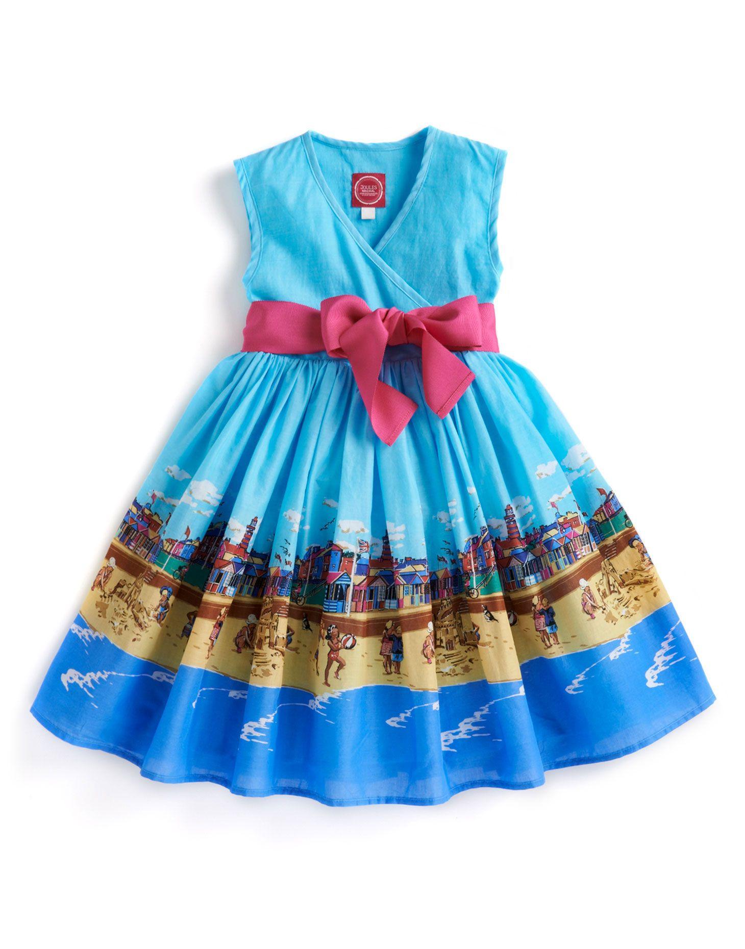 JNR CROQUET Girls Dress-JOULES SS13 | kiddo style | Pinterest ...