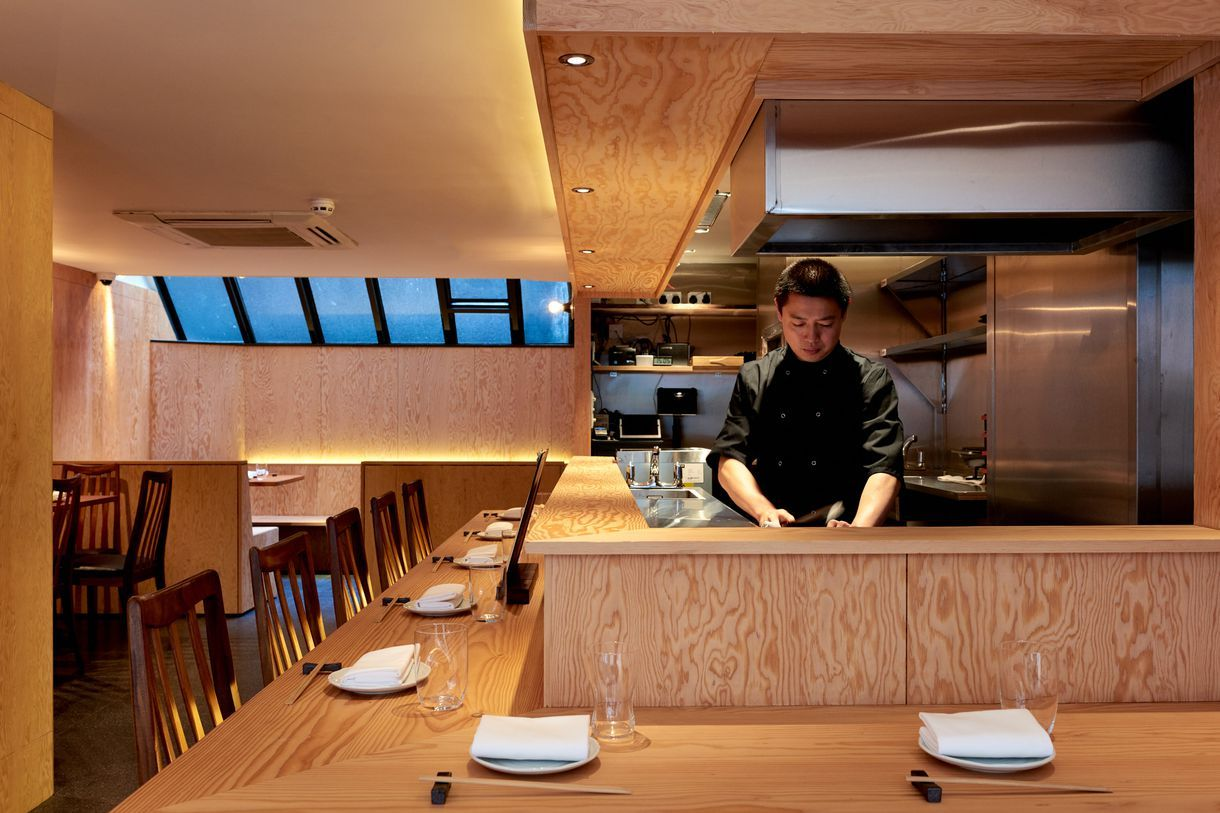 Cube Restaurant And Kakurega Bar Opens Today In Mayfair Restaurant Restaurant Design Japanese Design