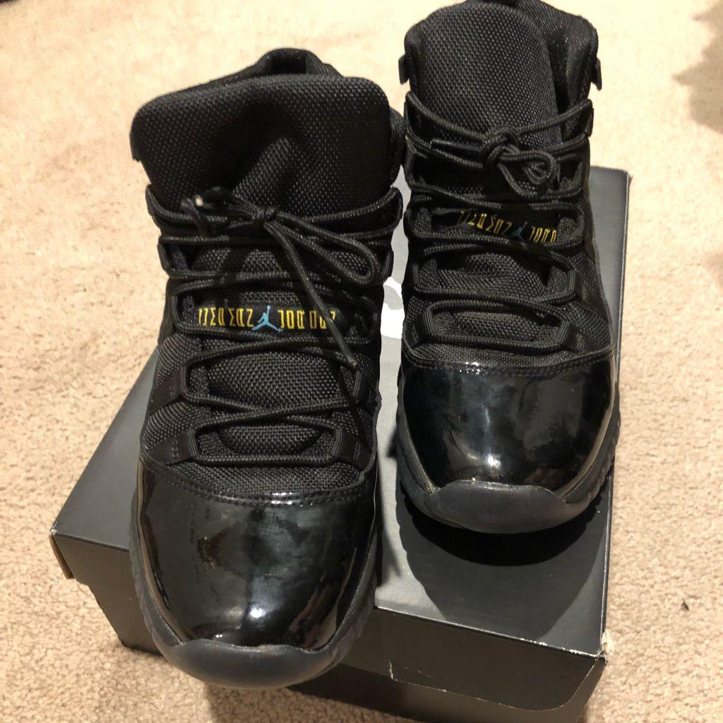 big sale e12f3 d45be Jordan Shoes   Jordan Gamma Blue 11 6y New   Color: Black ...