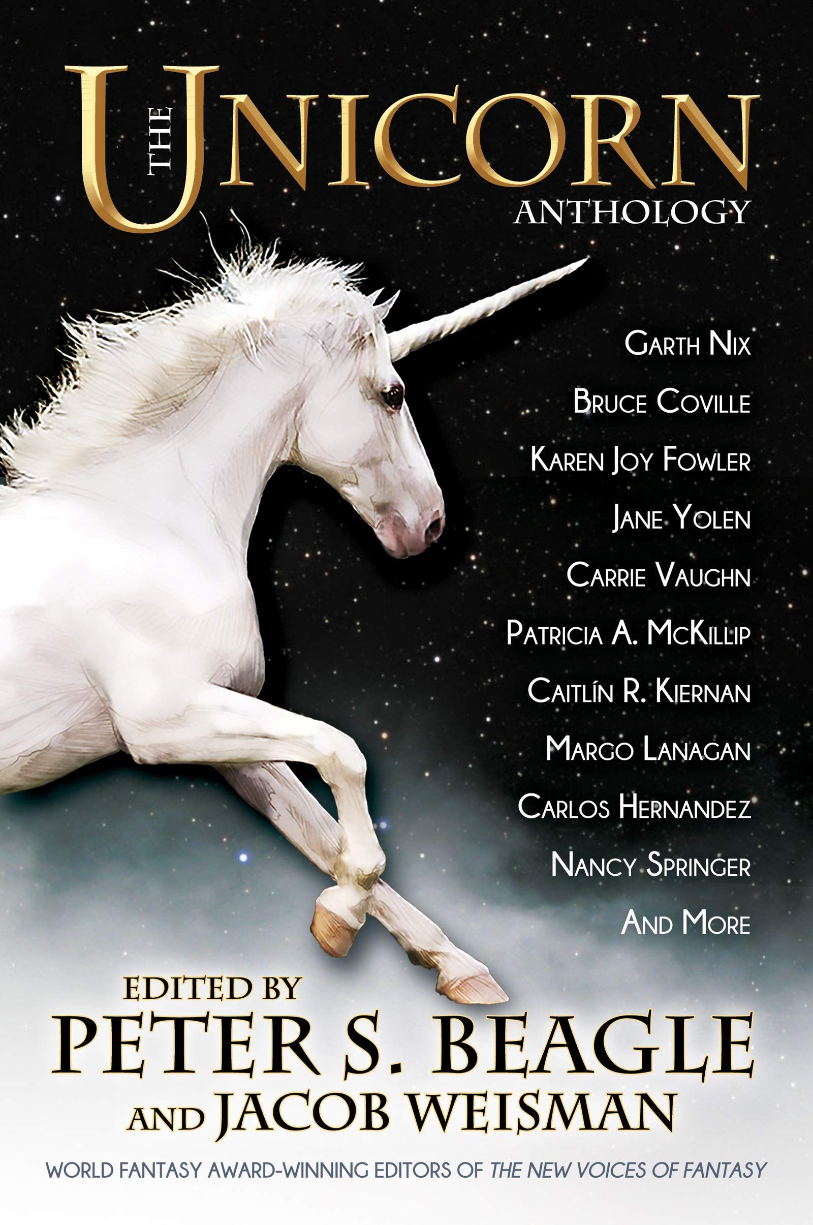 The Unicorn Anthology By Peter S Beagle And Jacob Weisman Buddy