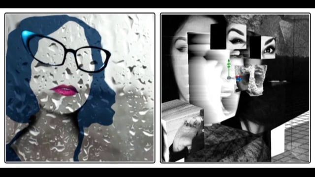 The Non-Facial Recognition Project from Carla Gannis