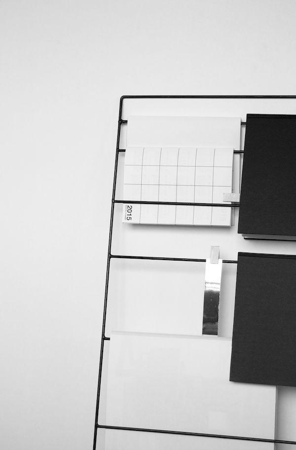 Minimal Magazine rack | AD Design | metal furniture | Pinterest ...