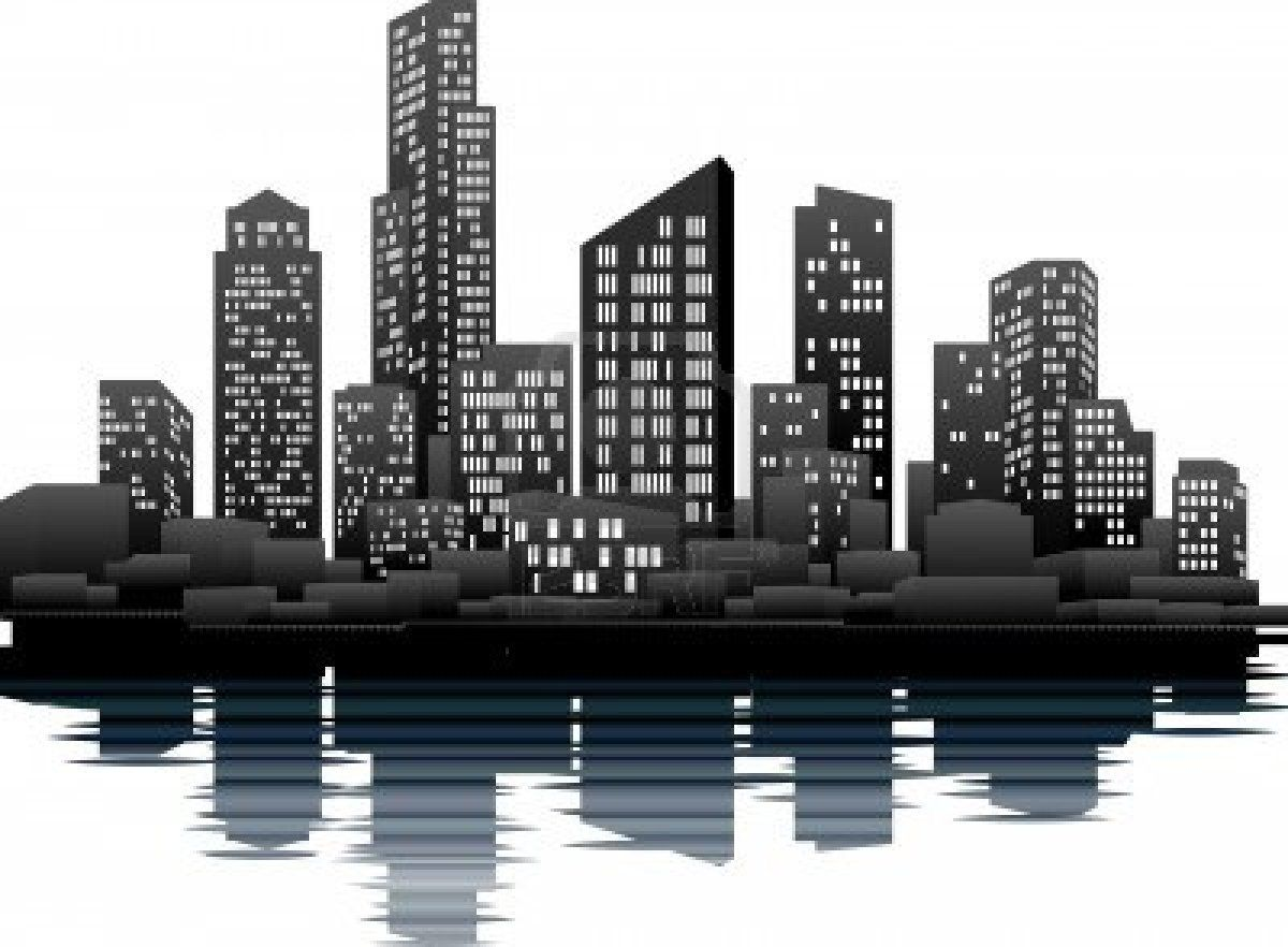 Clip Art Skyline Clipart city skyline clipart amazing wallpapers 1000 images about perfiles ciudades on pinterest skylines