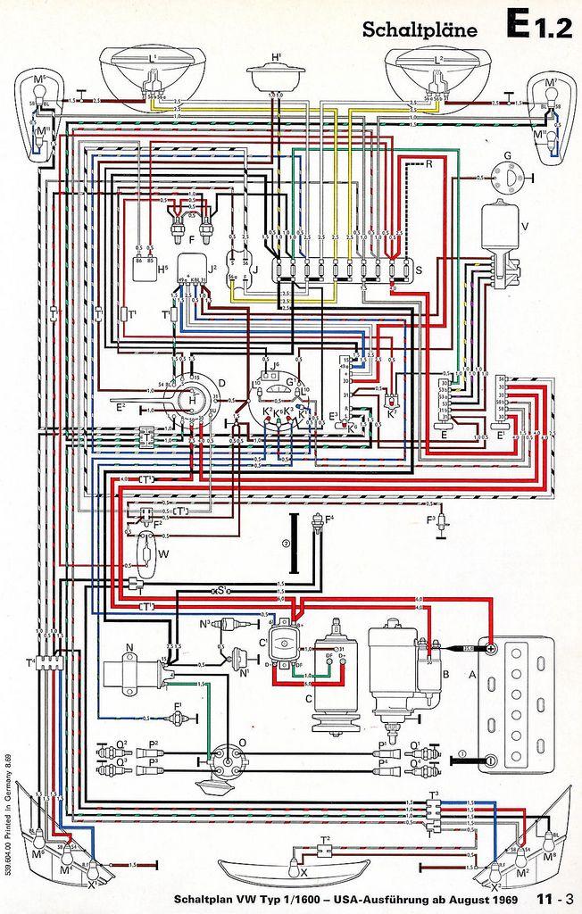 68 vw speedo wiring diagram 6 easy wiring diagrams u2022 rh art isere com 1967 vw bug turn signal wiring diagram 67 vw beetle wiring diagram